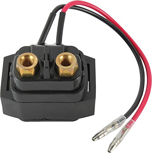 New 12 Volt Solenoid Replacement For Yamaha VX1100 WaveRunner 2007 2013 PWC
