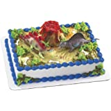 Dinosaur Pals Cake Topper