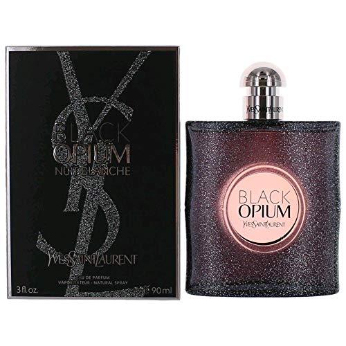 Black Opium Nuit Blanche by Yves Saint Laurent EDP Spray women 3 fl. oz./90 ml