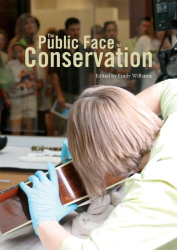 The Public Face of Conservation por Emily Williams