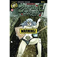 Zombie Tramp #65 Cvr D Espinosa Ltd Ed Variant (Action Lab, 2019) NM