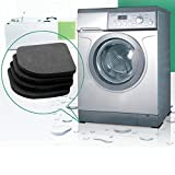 Money coming shop 1Set Multifunctional Refrigerator Anti-vibration Pad Mat...