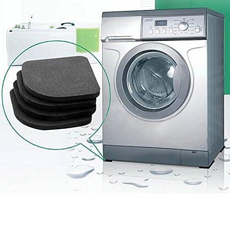 Refrigerator Washing Machine Shock Mats Anti-Vibration Pad Non-Slip Mat