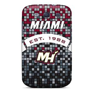 New Arrival Case Specially Design For Galaxy S3 (miami Heat)
