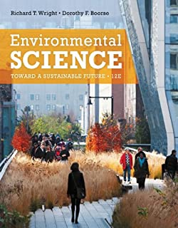 Environmental science: toward a sustainable future (11th edition.