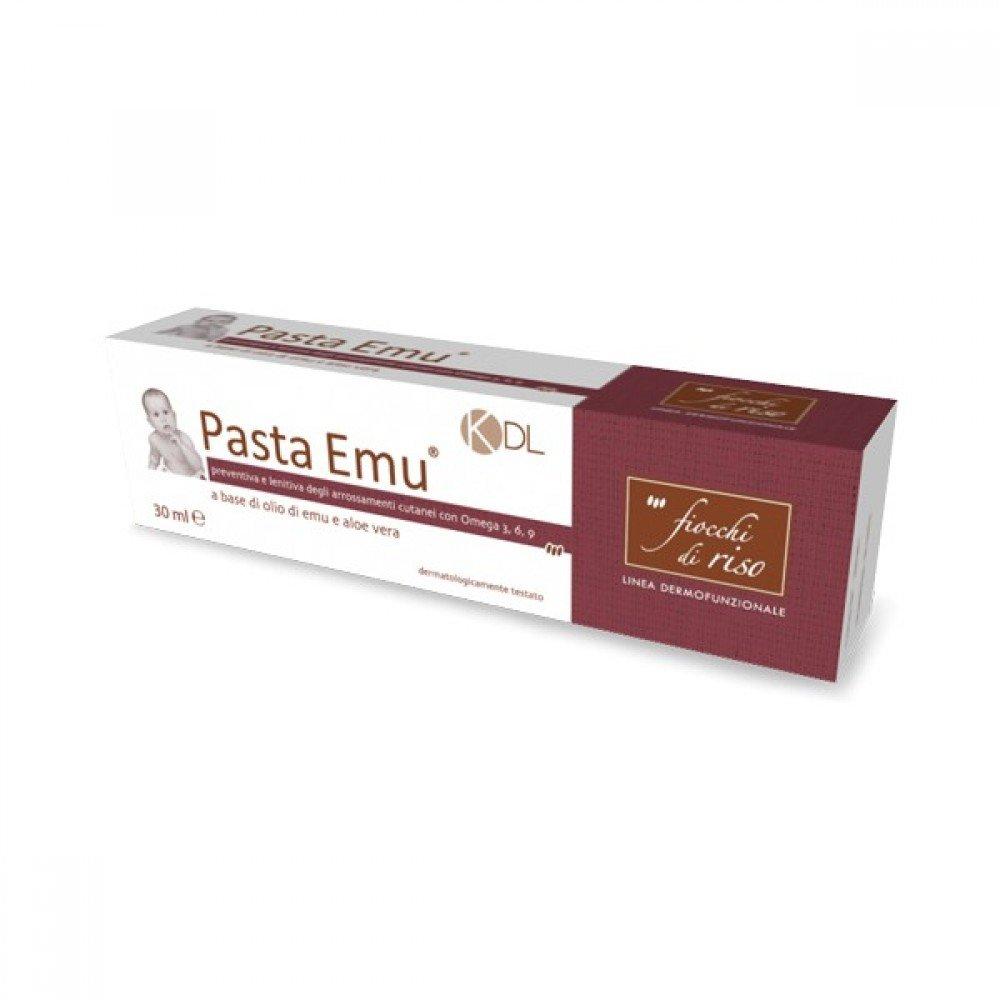 Pasta Emu a base di olio di emu e aloe vera Mam