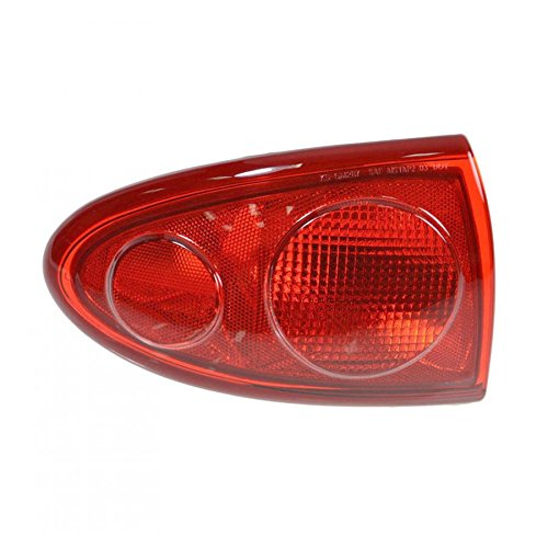Taillight Taillamp Rear Brake Light Driver Side Left LH for 03-05 Chevy Cavalier