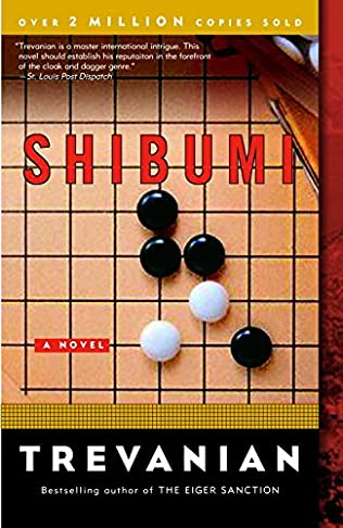 book cover of Shibumi