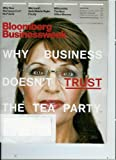 img - for Bloomberg Businessweek October 18- October 24, 2010 // Why Business Doesn't Trust the Tea Party // Microsoft Gets Mobile Right. Finally // Why Your Mortgage Can't Be Found book / textbook / text book