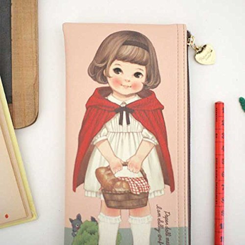 paperdollmate pencase ver006_storybook Sally by paper doll mate (Image #1)