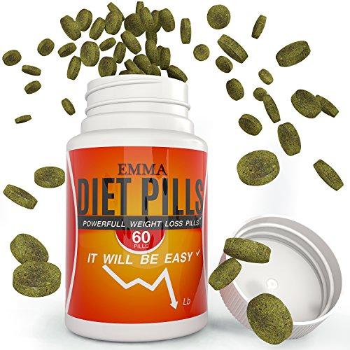 Diet Pills – Weight Loss Pills for Women – Fat Burners for Men – Appetite Suppressant – Weight Loss Supplements – Weight Management Fat Burning Aid – Natural Weight Loss Pills That Work Fast 60 pills