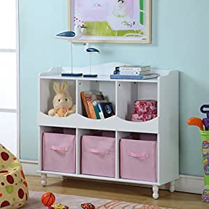Marvelous Cubby Toy Storage