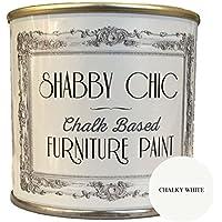 Chalky Blanc craie Base meubles Peinture, idéale pour
