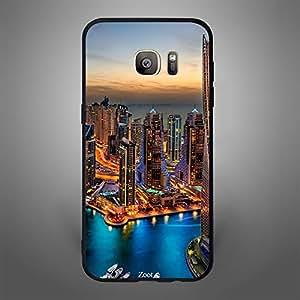Samsung Galaxy S7 Edge Stand out skyscraper