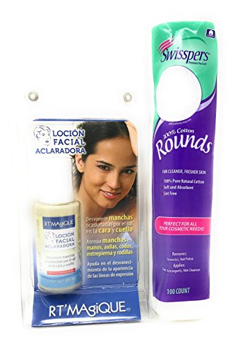Price comparison product image RT'MAgiQUE (Facial Cleansing Lotion) with 100 Cotton Rounds