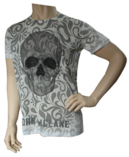 Herren Shirt Skull Gothic von Einkaufszauber