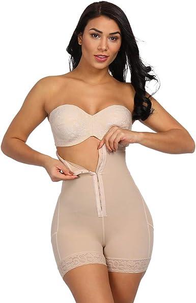 Lover Beauty Braga Faja Mujer Pantalones Moldeadores Mujer Cintura Alta Control Moldeadora Adelgazante Faja Reductora Body Shapewear Sin Costuras Amazon Es Ropa Y Accesorios