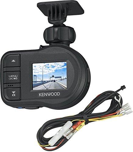 [드 라레코 &전원 코드 세트] JVC켄우드 DRV-410 드라이브 레코더&CA-DR100 차량 탑재 전원 케이블