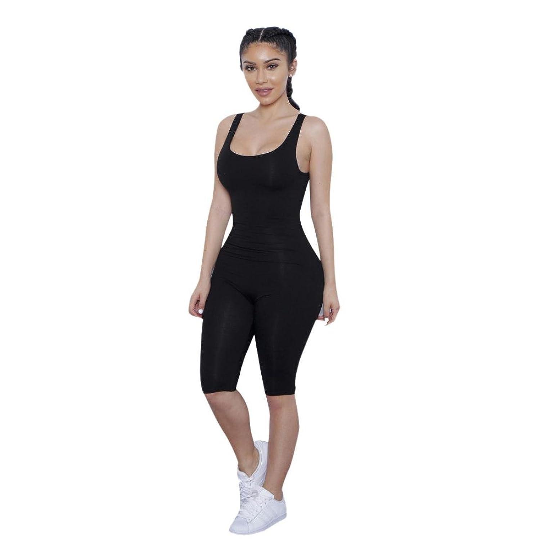Sunward Women Backless Sexy Bandage Sport Bodysuit Rompers