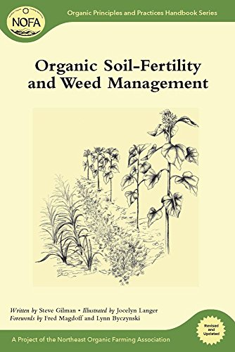 NOFA Guides Set: Organic Soil-Fertility and Weed Management (Organic Principles and Practices Handbook - Fertility Soil