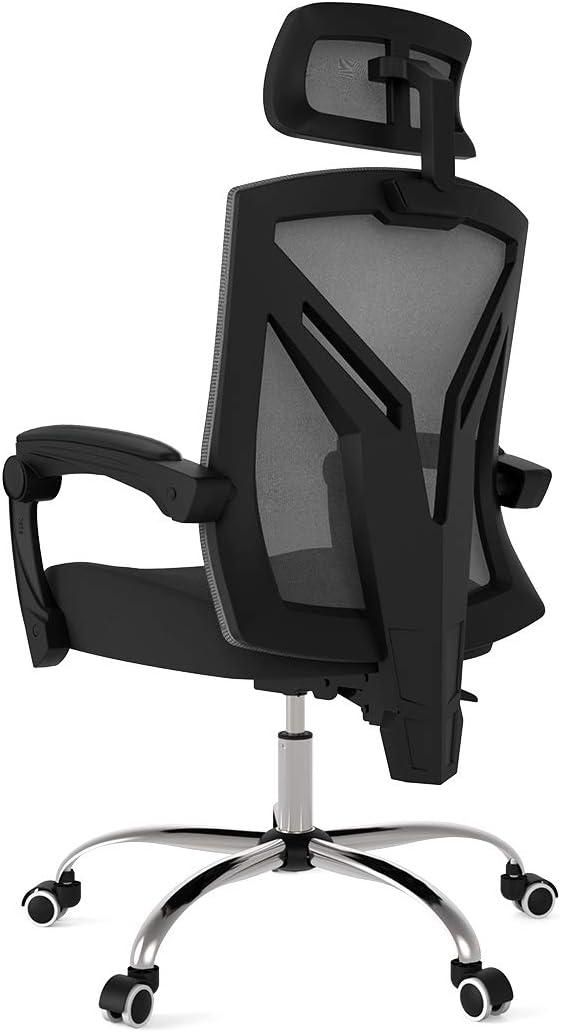 Hbada Ergonomic Office Recliner Chair - Breathable Mesh Back