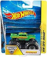 Hot Wheels Monster Jam Truck Assorted Models Picked At Random Amazon Co Uk Toys Games