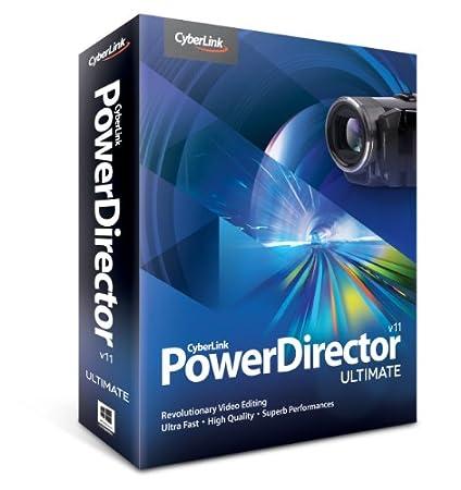 Cyberlink PowerDirector 11 Ultimate
