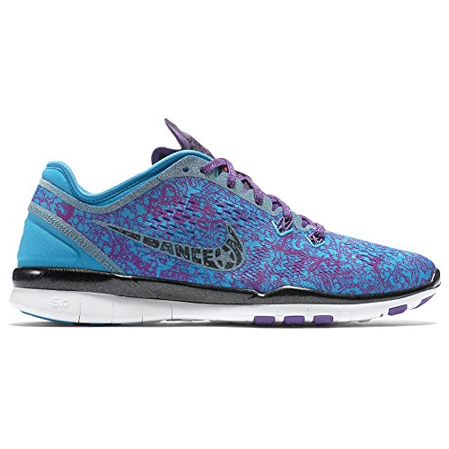 Womens Nike Free 5.0 Tr Fit 5 Prt Db Doernbecher Lizzy Taglia 9 839122-540