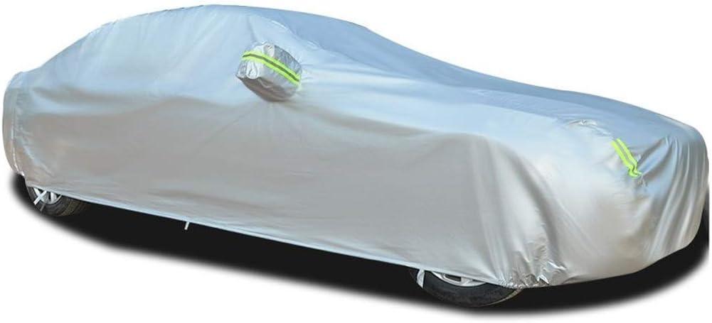 Kompatibel Mit Mercedes-Benz C-Klasse Regenschutz Sonnencreme Kratzfest UV Winddicht Cabriolet Car-Cover Auto-Plane Allwetter-Atmungsaktiv Full Car-Cover Outdoor Staubschutzh/ülle,Blacksinglelayer