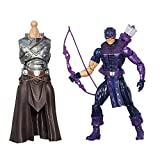 Best AVENGERS Action Figures Of All Times - Marvel Legends Infinite Series Marvel's Hawkeye 6-Inch Figure Review