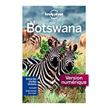 Botswana - 1ed (GUIDE DE VOYAGE) (French Edition)