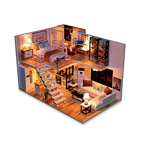 The 8 best wooden dolls house with lights