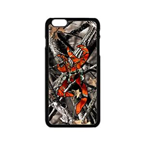 Browning Camo Deer Hunter Cell Phone Case for Iphone 6