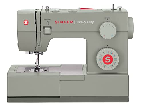 SINGER 5532 Heavy Duty Extra-High Sewing Speed Portable Sewing Machine