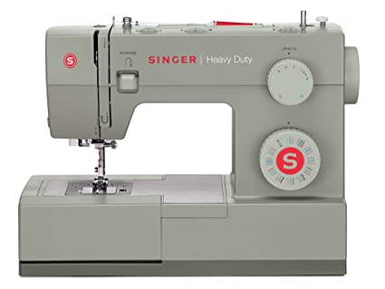Amazon SINGER 40 Heavy Duty ExtraHigh Sewing Speed Portable Beauteous Singer 5523 Scholastic Sewing Machine Amazon