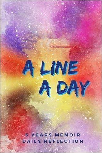A Line A Day: Daily Reflection To Self-discovery por Joshua Wright epub