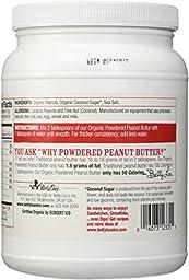 Betty Lou\'s Organic Powdered Peanut Butter, 1.5 Pound