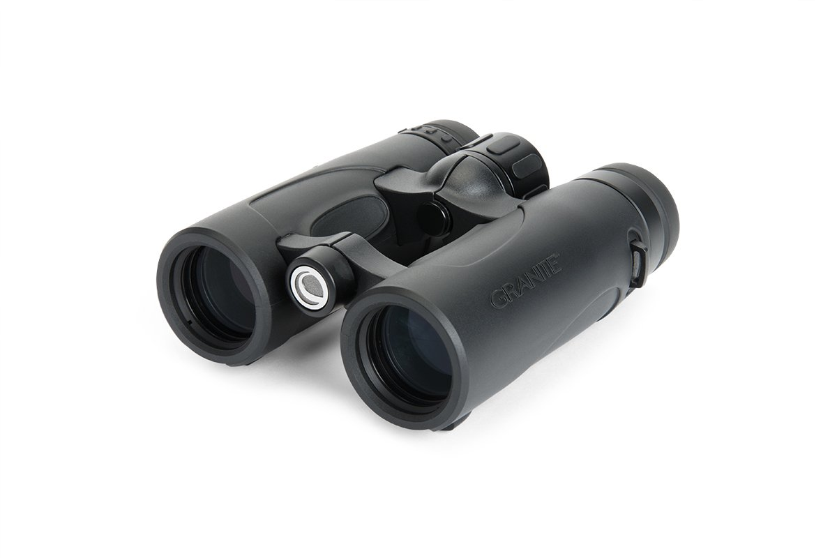 Celestron 71380 Granite Series 9x33 Roof Prism Binocular (Black) by Celestron