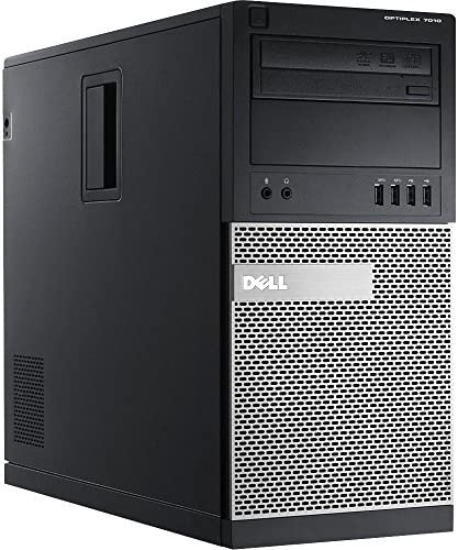 Dell OptiPlex 7010 Minitower Desktop PC - Intel Core i5-3470