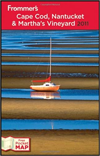 Cape Cod Marthas Vineyard and Nantucket An Explorers Guide Fifth Edition