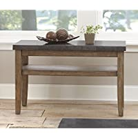 Greyson Living Danni Sofa Table with Stone Top by