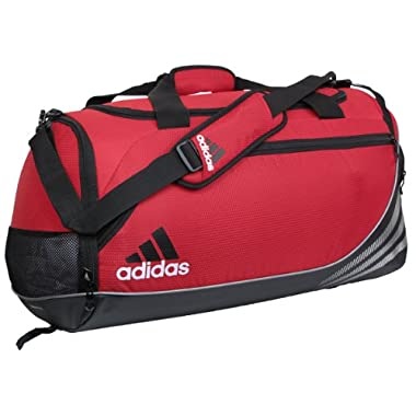 adidas Team Speed Small Duffel, University Red