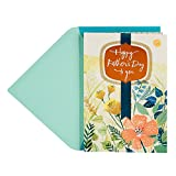 DaySpring Religious Father's Day Greeting Card (Wildflowers)