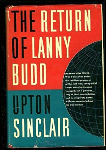 The Return Of Lanny Budd By Upton Sinclair 1953 06 01 Upton