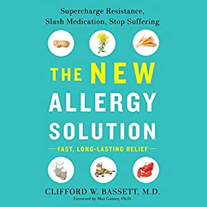 The New Allergy Solution Audiobook