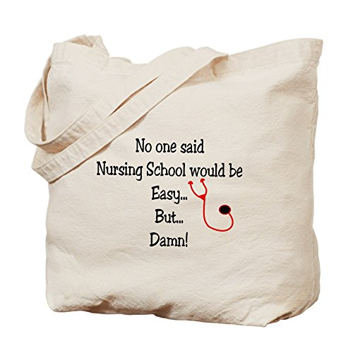 CafePress–Estudiante enfermera IV–Gamuza de bolsa de lona bolsa, bolsa de la compra