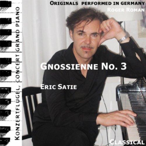 Gnossienne No. 3 , N. 3 , Nr. ...