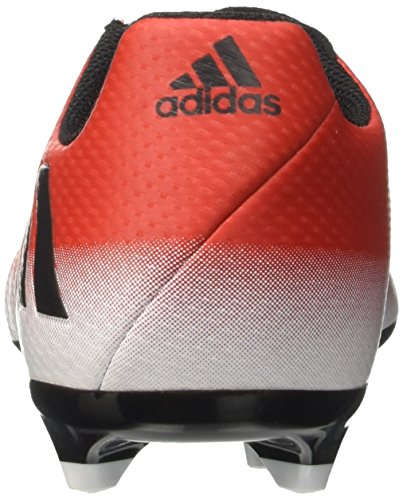 core 3 ftwr White Fußballschuhe Red Black FG adidas Rot Unisex Kinder Messi 16 BWPf77SzqI