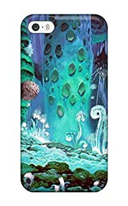 HeEgHGn4048omlBP Case Cover Protector For Iphone 5/5s Nausicaa Of The Valley Of The Wind Case