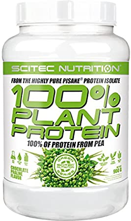 13a8132c8 Image Unavailable. Image not available for. Colour  Scitec Nutrition Plant  Protein ...